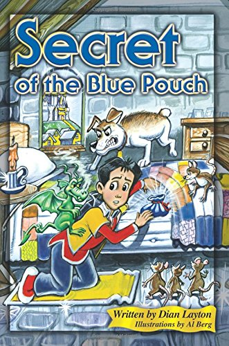 9780967740270: Secret of the Blue Pouch (Adventures in the Kingdom) (Volume 3)