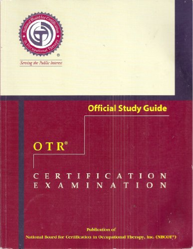 9780967743622: Title: OFFICAL STUDY GDE.OTR:CERT.EXA