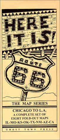9780967748146: Here It Is! The Route 66 Map Series