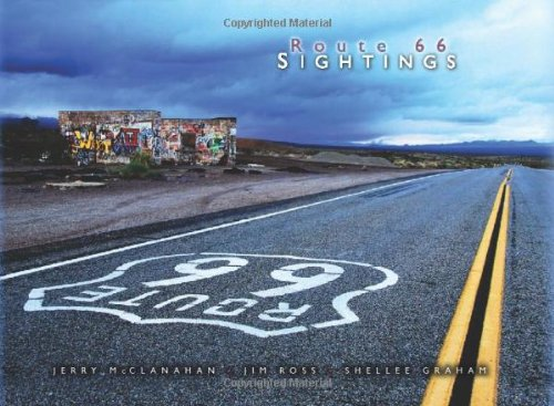 9780967748184: Route 66 Sightings