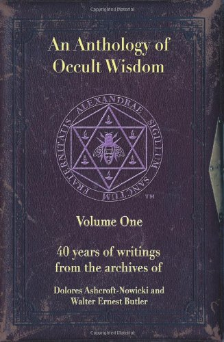 9780967752341: An Anthology of Occult Wisdom