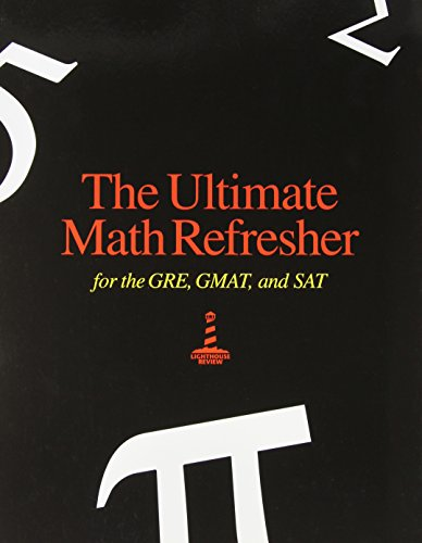 9780967759401: Ultimate Math Refresher for GRE, GMAT, and SAT