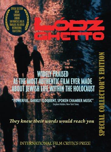 9780967769783: Lodz Ghetto: Special Collector's Edition DVD [Interactive DVD]