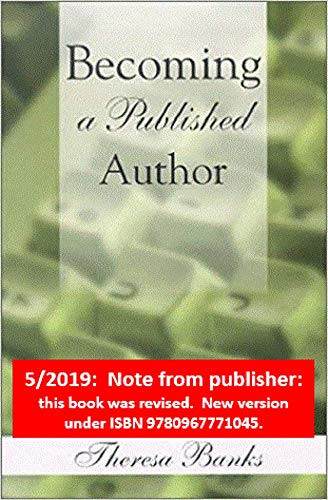 Becoming a Published Author: Banks, Theresa