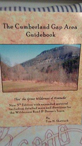 9780967776538: The Cumberland Gap Area Guidebook