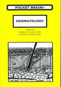 9780967783963: Dermatology (Pocket Brain)