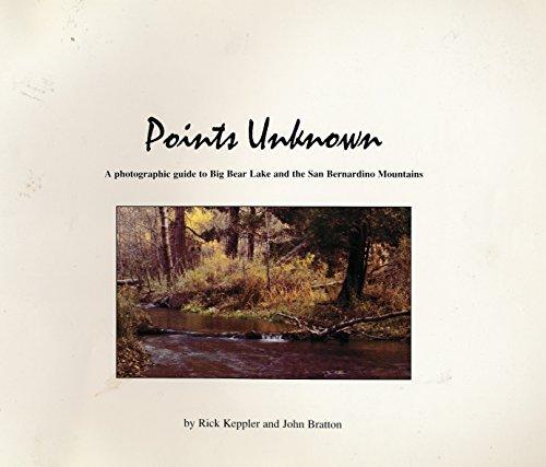 Points Unknown: Bratton, John, Keppler,