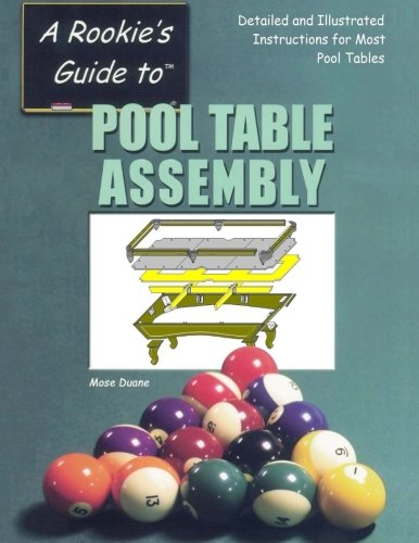 9780967808901: Pool Table Assembly