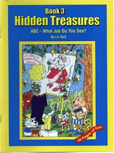 9780967815923: Abc-What Job Do You See? (Hidden Treasures, 3)
