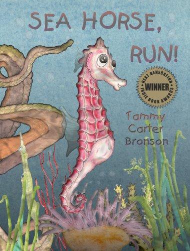 9780967816777: Sea Horse, run!