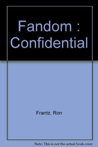 Fandom : Confidential: Frantz, Ron