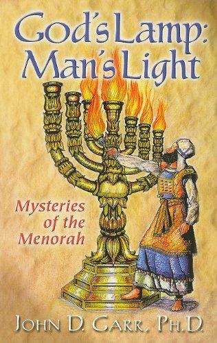 9780967827940: God's Lamp Man's Light (Mysteries of the Menorah)