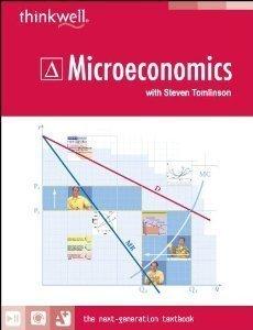 9780967835730: Thinkwell's Microeconomics
