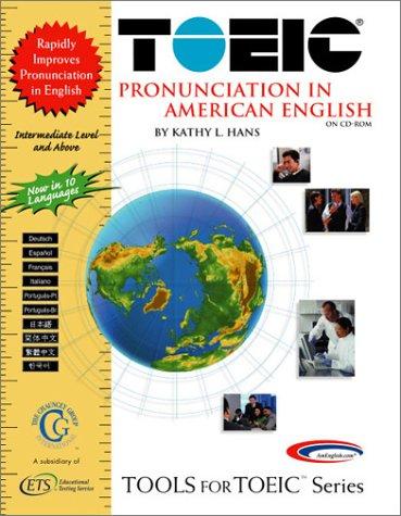 9780967837949: Pronunciation in American English, V.5.0