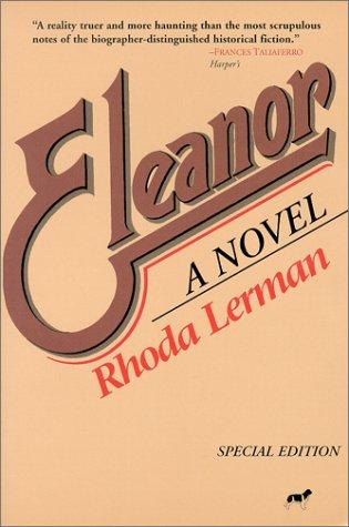9780967853307: Eleanor : A Novel