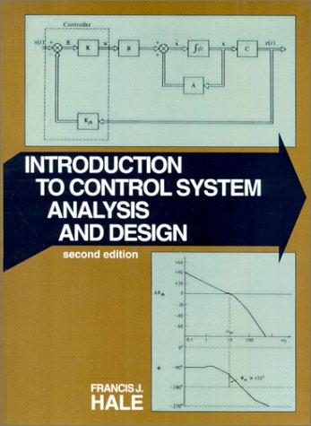 9780967874203: Introduction to Control System Analysis and Design