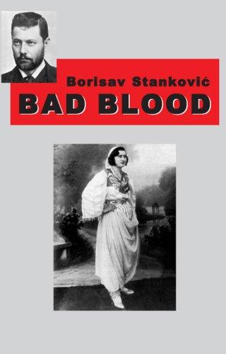 9780967889344: Bad Blood