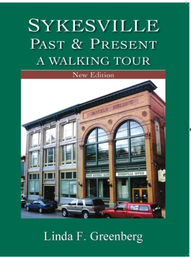 9780967890548: Sykesville Past & Present, A Walking Tour, New Edition