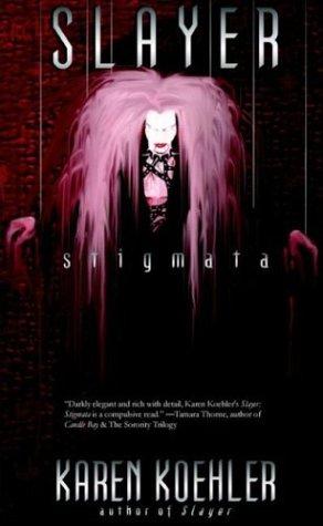 9780967922089: Slayer: Stigmata