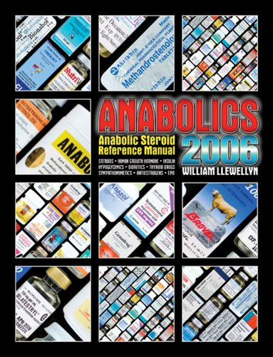 9780967930459: Anabolics Reference Manual 2006