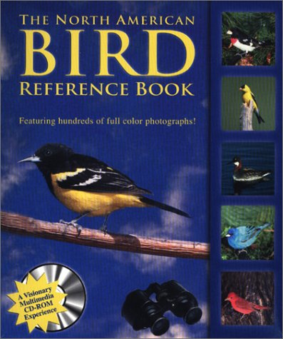 9780967933818: North American Bird Reference Book, Version 4.0
