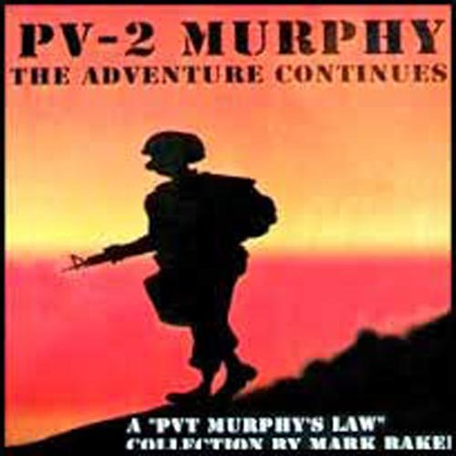 9780967935713: PV-2 Murphy: The Adventure Continues