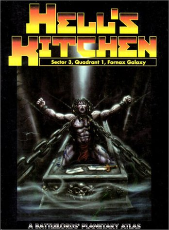 Hell's Kitchen: Sector 3, Quadrant 1, Fornax: Lawrence R. Sims,