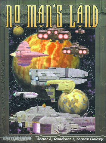 No Man's Land (Battlelords of the Twenty: Sims, Lawrence R.;
