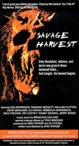 9780967940724: Savage Harvest [VHS]