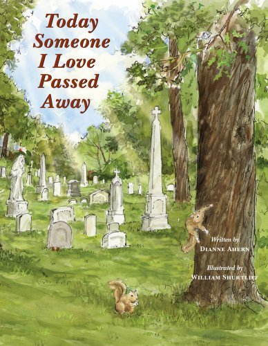Today Someone I Love Passed Away (0967943744) by Dianne Ahern