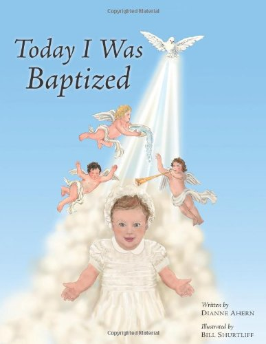 Today I Was Baptized: Dianne Ahern