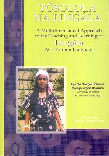 9780967958750: Tosolola Na Lingala: Let's Speak Lingala (Let's Speak Series)