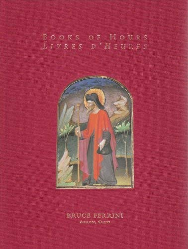 9780967966304: Books of Hours / Livres d'Heures (Catalogue)