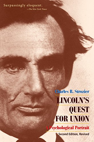 9780967967516: Lincoln's Quest for Union