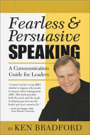 9780967970813: Fearless & Persuasive Speaking