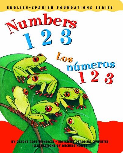 Numbers 1 2 3 / Los números: Gladys Rosa-Mendoza