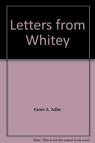 9780967977201: Letters from Whitey