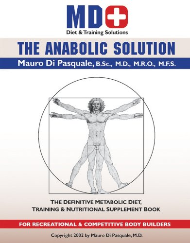 9780967989617: Anabolic Solution for Bodybuilders