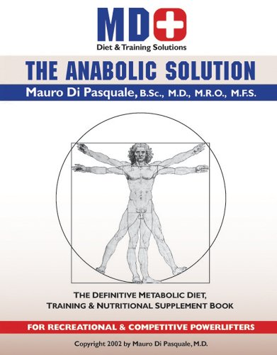 9780967989624: Anabolic Solution for Powerlifters