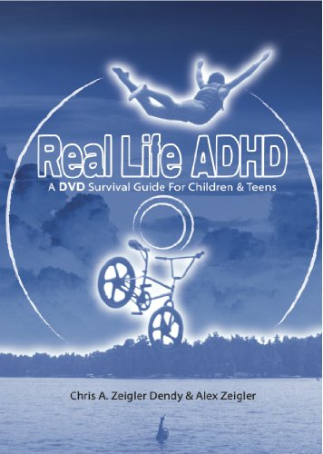 9780967991153: Real Life ADHD! A DVD survival guide for children and teens