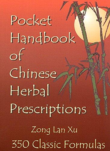 9780967993539: Pocket Handbook of Chinese Herbal Prescriptions
