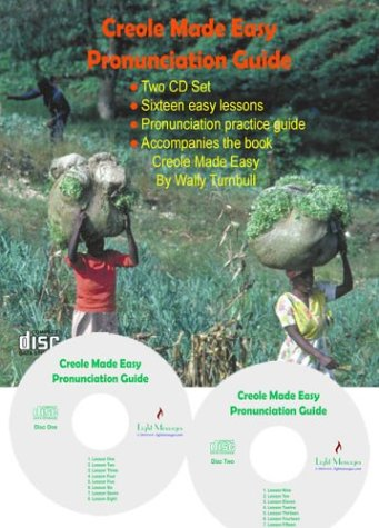 9780967993751: Creole Made Easy Pronunciation Guide