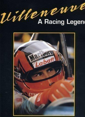 9780968002209: Villeneuve: A Racing Legend