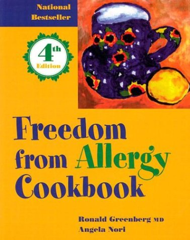 Freedom from Allergy Cookbook: 450 Gluten Free Recipies