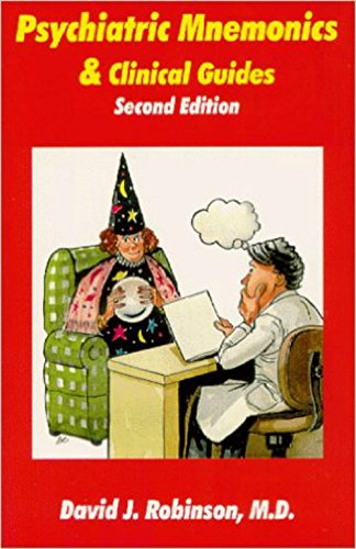 Psychiatric Mnemonics & Clinical Guides: Robinson