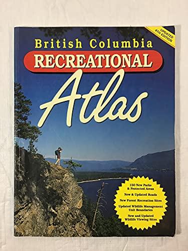 9780968077214: British Columbia Recreational Atlas
