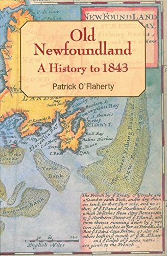 9780968099827: Old Newfoundland: A History to 1843