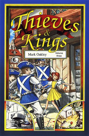 9780968102527: Thieves & Kings: The Blue Book: 3