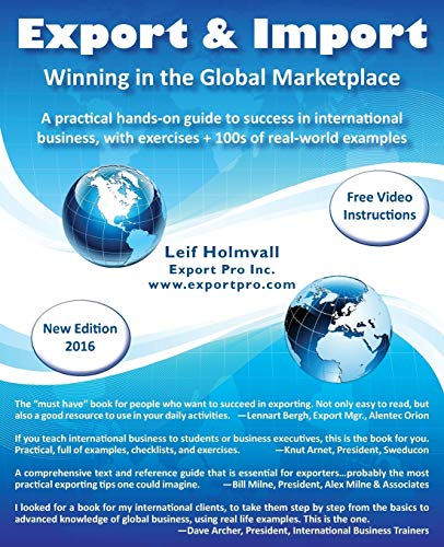 9780968114810: Export & Import - Winning in the Global Marketplace: A practical hands-on guide to success in international business, with 100s of real-world examples + exercises