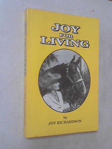 9780968124703: Joy for Living